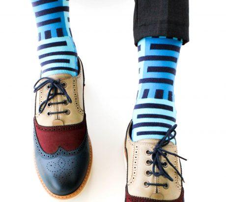 dynamic twist socks